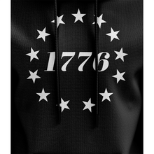 1776 Betsy Ross Flag Hoodie