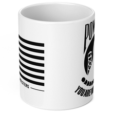 POW MIA You Are Not Forgotten Coffee Mug