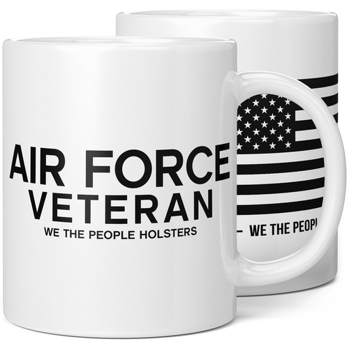 Air Force Veteran Coffee Mug