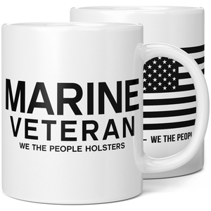 Marine Veteran Coffee Mug