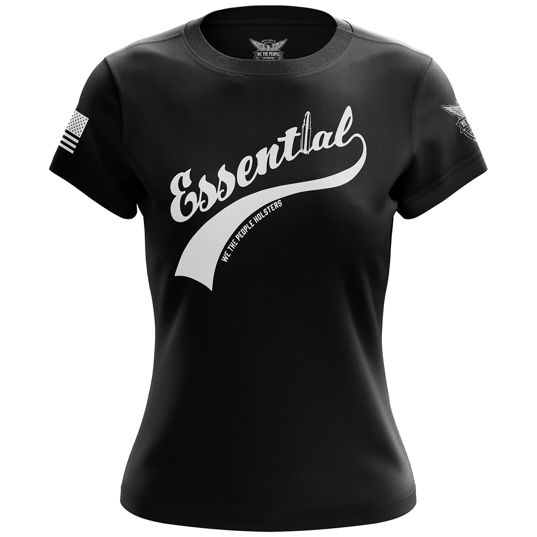 Essential Women's Short Sleeve Shirt