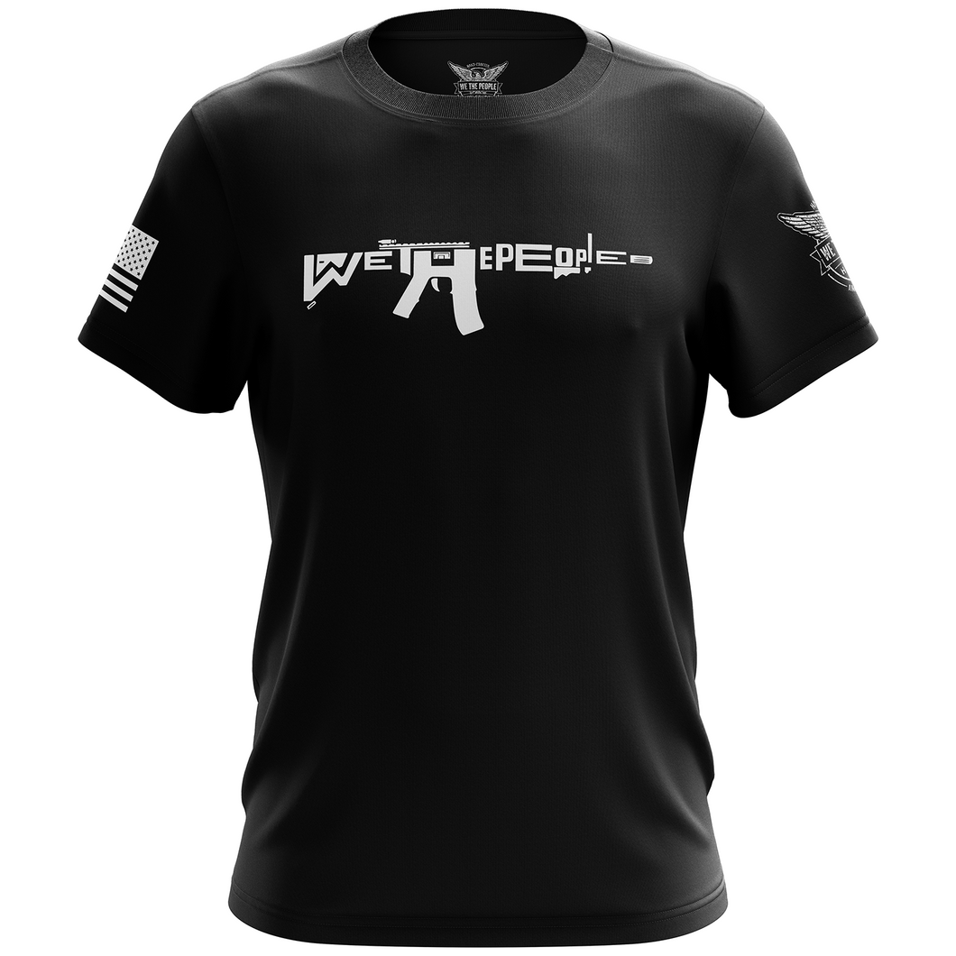 We The People AR-15 Short Sleeve T-Shirt