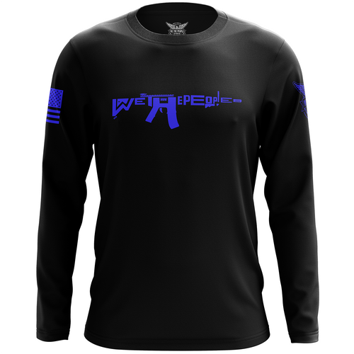 Limited Edition - We The People AR-15 Long Sleeve Shirt
