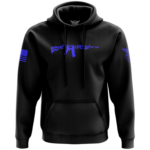 Limited Edition - We The People AR-15 Hoodie