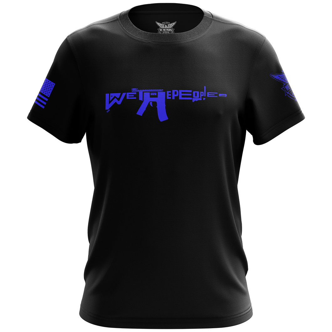 Limited Edition - We The People AR-15 Short Sleeve Shirt