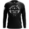 Grizzly Paws Gun Club Long Sleeve Shirt