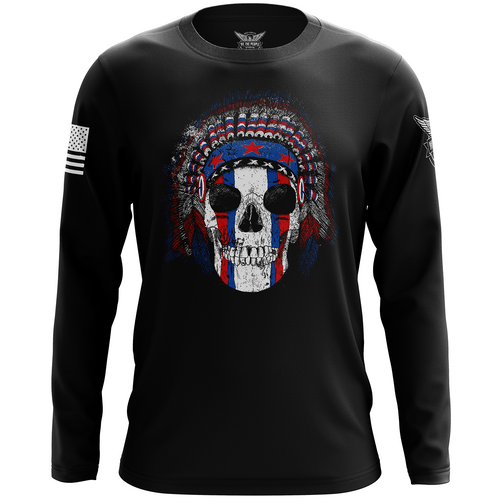 War Face Long Sleeve Shirt