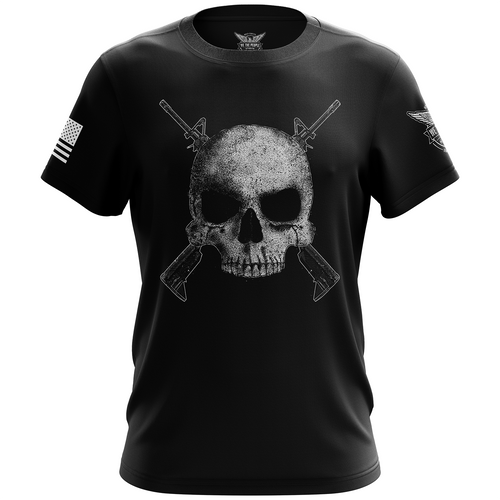 Cross Rifle Jolly Roger Short Sleeve Shirt