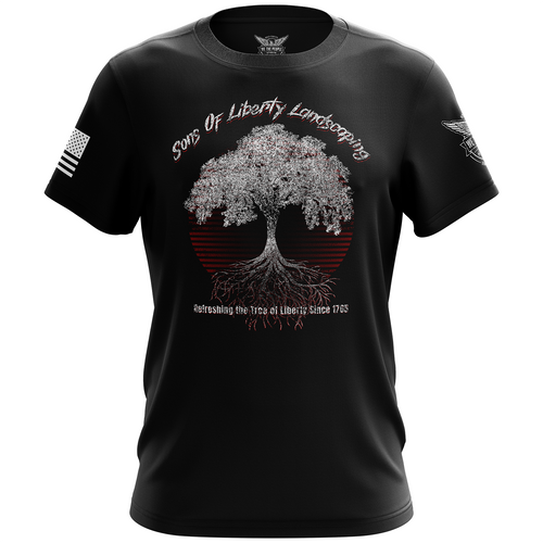 Sons of Liberty Landscaping Shirt