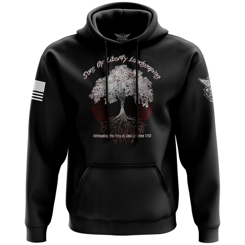 Sons of Liberty Landscaping Hoodie