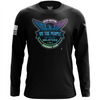 We The People Holsters Neon Logo Long Sleeve Shirt