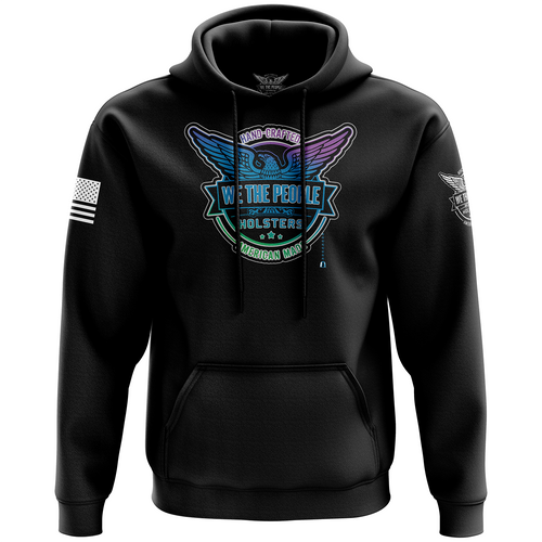 We The People Holsters Neon Logo Hoodie