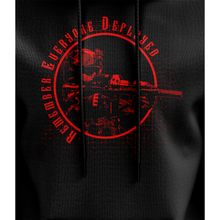 Remember Everyone Deployed (R.E.D.) Hoodie
