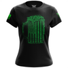 American Irish Women's Short Sleeve Shirt