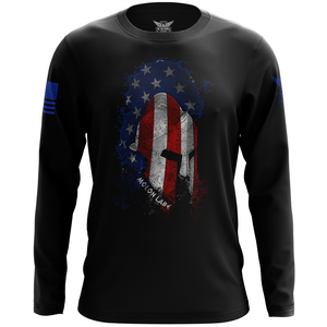 Molon Labe Spartan Long Sleeve Shirt