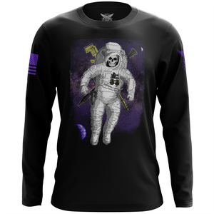 Tactical Astronaut Long Sleeve Shirt