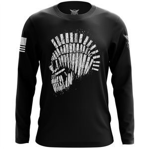 Ammo Spartan Long Sleeve Shirt
