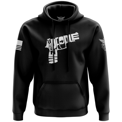 We The People Pistol Hoodie