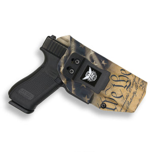 "Smith & Wesson M&P / M2.0 4.25"" / M2.0 4"" Compact 9/40 with Streamlight TLR-7 Light IWB Holster"