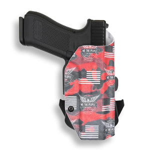 Browning Hi-Power OWB Holster