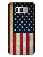 Vintage American Flag Downward Case