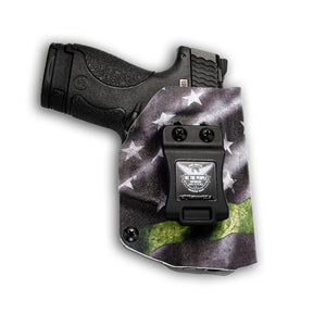 "Springfield XD MOD.2 4"" Service 9MM/.40SW/.45ACP IWB KYDEX Holster"