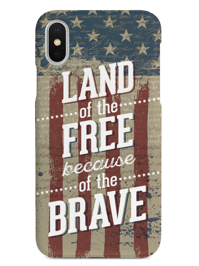 Land of the Free - Patriotic Case