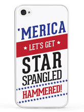 Star Spangled Hammered - Patriotic Case