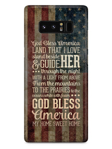 God Bless America - Patriotic Case