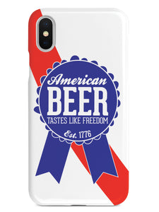 American Beer - Patriotic Case