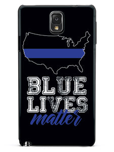 Blue Lives Matter - Thin Blue Line - United States Case