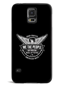 We The People Holsters Cell Phone Case - Black