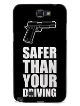 Safer Than Your Driving Case