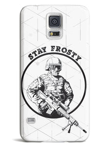 Copy of Stay Frosty - White Case