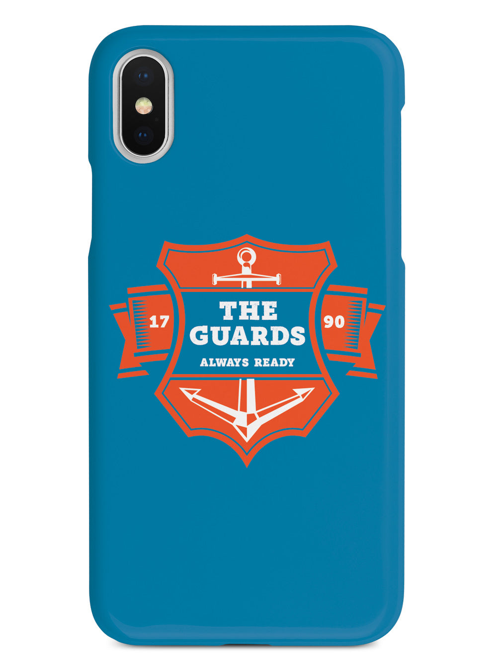 The Guards - US Coast Guard Case
