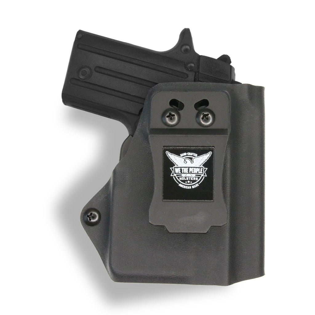 Sig Sauer P238 with Streamlight TLR-6 Light/Laser IWB Holster