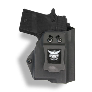 Sig Sauer P938 Micro 9MM/22LR with Streamlight TLR-6 Light/Laser IWB Holster