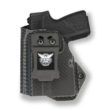 Kahr PM9 9MM with Streamlight TLR-6 Light/Laser IWB KYDEX Concealed Carry Holster