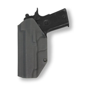 "Springfield 1911 4"" No Rail Only IWB Holster"