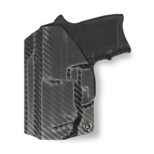 Smith & Wesson M&P Bodyguard 380 with Integrated Crimson Trace Laser IWB Holster