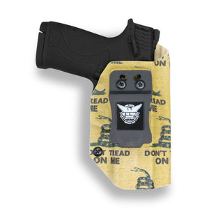 Smith & Wesson M&P 380 Shield EZ KYDEX IWB Concealed Carry Holster