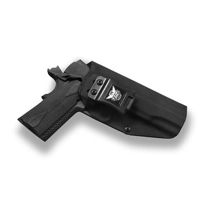 "Colt 1911 5"" Government No Rail Only IWB Holster"