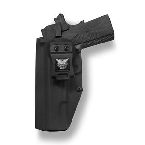 "1911 5"" Government No Rail Only IWB Concealed Carry Kydex Holster"