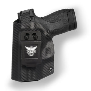 "Smith & Wesson M&P Shield / M2.0 4"" 9mm/.40 Pro RDS Red Dot Optic Cut IWB Holster"