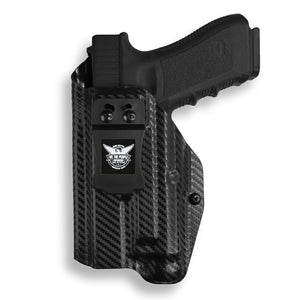 Glock 17 22 31 with Streamlight TLR-1/1S/HL Light IWB KYDEX Concealed Carry Holster