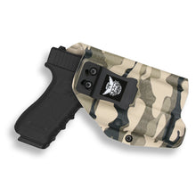 Glock 17 22 31 with Streamlight TLR-1/1S/HL Light IWB Holster