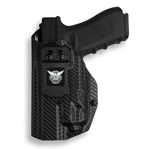 Glock 17 22 31 Gen 3-4-5 with Streamlight TLR-7 Light IWB KYDEX Concealed Carry Holster