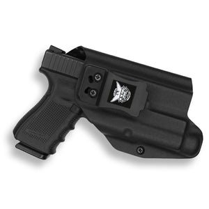 Glock 19 23 32 45 19x with Streamlight TLR-1/1S/HL Light IWB KYDEX Concealed Carry Holster