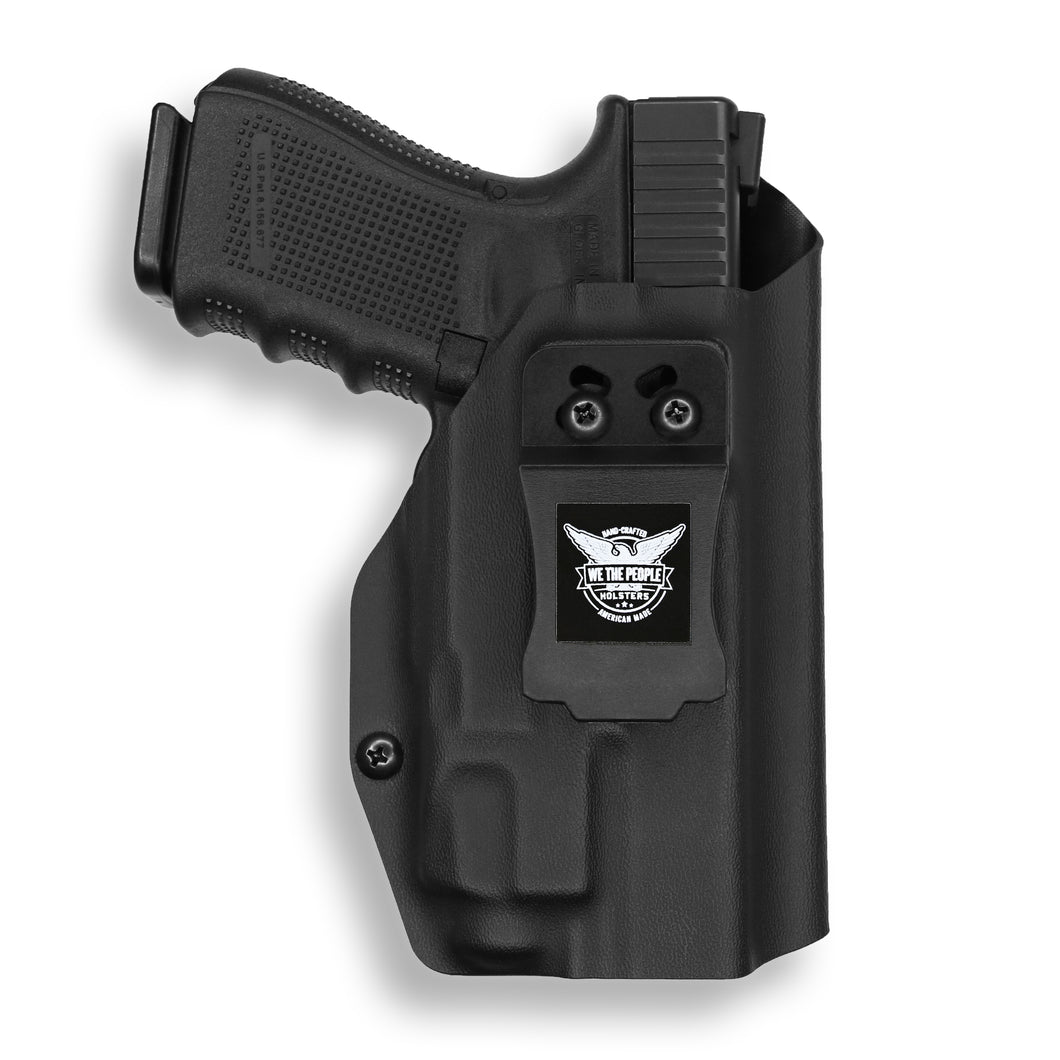 Glock 45 with Streamlight TLR-7/7A Light IWB Holster