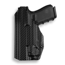 Glock 23 with Streamlight TLR-7 Light IWB Holster